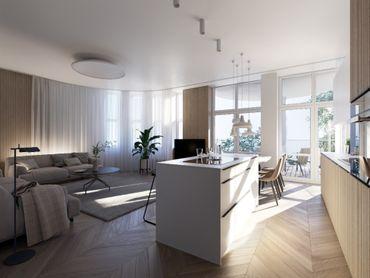 Predám prázdny bytový dom v Starom meste