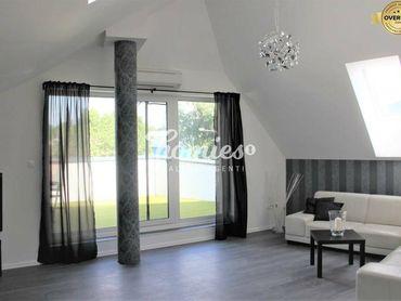PRENÁJOM luxusný 3-izbový byt v centre Nitry s terasou