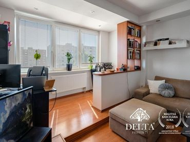 DELTA | 3 izbový byt v Petržalke, Rovniankova  ulica