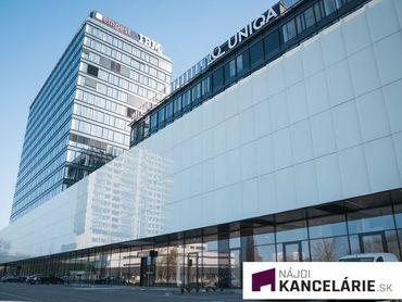 Moderné kancelárie v EINSTEINOVA BUSINESS CENTER