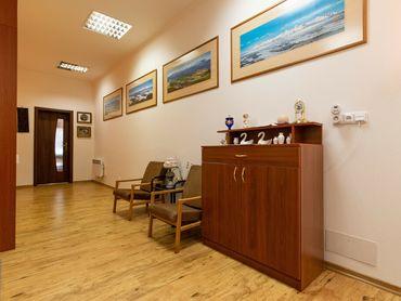 Kancelária na prenájom priamo na námestí mesta Poprad