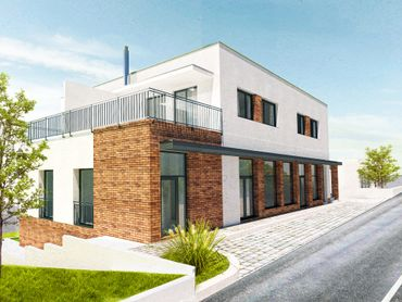 Novostavba Žilina-Budatín -  3 izbový byt