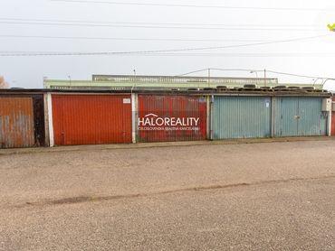 HALO reality - Predaj, garáž Bratislava Ružinov, Nivy, Prístavná - EXKLUZÍVNE HALO REALITY