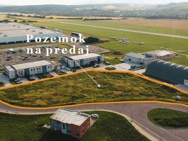 Predaj pozemok 7.655 m2 / alebo aj časti / priemyselná zóna Prievidza.