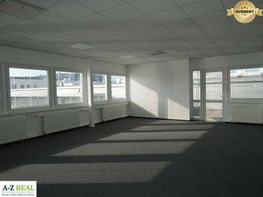 Prenájom kancelárií Ivánska cesta, celky 165m2, 240m2, 600 m2