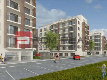 Na predaj 2 izbový byt v novom projekte Byty Rozálka Pezinok - byt 4B