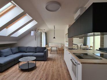 3-izbový byt v novostavbe, 87m2, BA - Staré Mesto