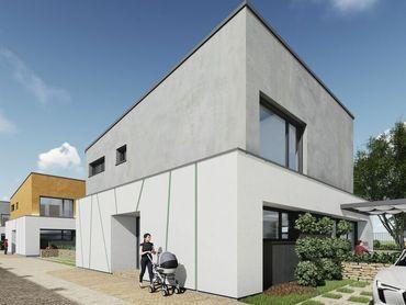 Ideálny dom pre viacgeneračné bývanie v Bratislave (Podunajské Biskupice)