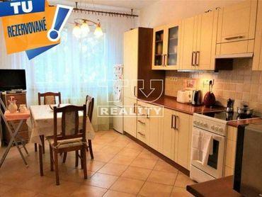 REZERVOVANÉ:Ponúkame slnečný 3 izbový byt,7/10 vo vyhľadávanej lokalite na sídlisku Terasa.