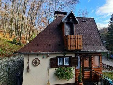 Na predaj krásna udržiavaná rekreačná chata, Sokolovské chaty