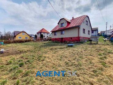 AGENT.SK Rodinný dom v obci Čierne, okres Čadca