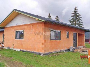 PREDAJ: Rodinný dom murovaná novostavba okres Ružomberok