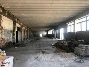 Prenájom skladu v priemyseľnej zńe mesta D.Streda