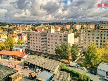 Prodej bytu 1+1, 39 m², Klatovy, ul. Voříškova