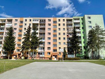 TOP: Na predaj 3,5 izb. byt s loggiou, Sekcov