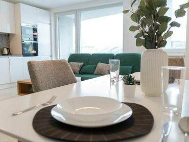 Krásny, zariadený 2izbový byt v novostavbe PREMIÉRE