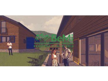 Predaj:Jedinečný projekt : Nízkoenergetické domy v obci Klokočov(628-12-JAS)