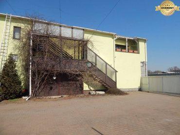 Na predaj budova s úžitkovou pl. 1238 m2,  Košice IV. - Juh, Jarmočná