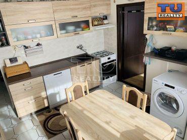 Exkluzívne na predaj slnečný 3-izbový byt v Meste Poprad (74 m2)
