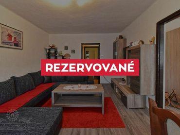 REZERVOVANÉ - Na predaj 6 izbový rodinný dom s garážou, Poprad / mestská časť Matejovce