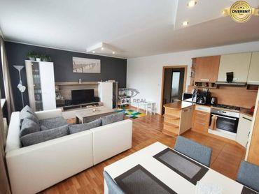 Exkluzívne na predaj 3 izb. byt, 3.p,  ul. Obrody, 69 m2, BEZ BALKÓNU