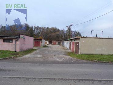 BV REAL Na prenájom garáž s elektrikou 22 m2 Prievidza FM1092