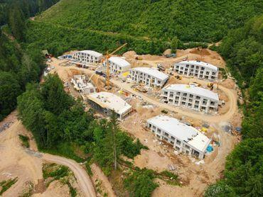 Mezonetový apartmán B7 | Projekt Evergreen | Nízke Tatry - Tále | pri golfovom rezorte