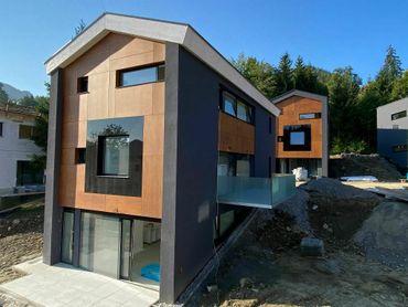 Nové chalet apartmány (B3) na Liptove, Hrabovo