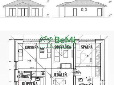 Predáme novostavbu rodinného domu - Zlaté Moravce (919-12-AFI)