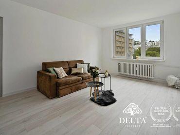 DELTA | Kompletná rekonštrukcia 2 izb.byt s dvoma balkónmi, 57 m2, Sibírska