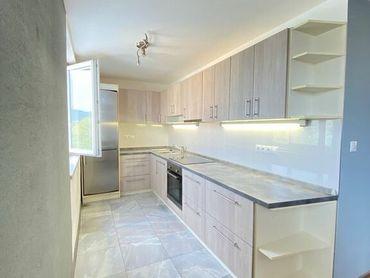 3- izbový zrekonštruovaný byt, Prievidza