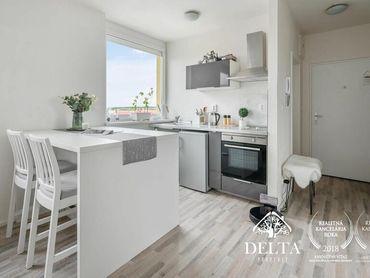 DELTA | 1,5 izbový slnečný byt, Pezinok - Silvánová