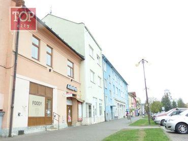 Budova v centre mesta Poprad, na predaj