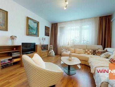 Ponúkame na predaj slnečný 3-izbový byt pri jazere Veľký Draždiak v Petržalke