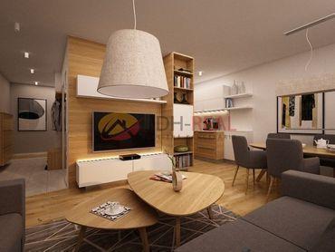 Novostavba 3izbového bytu s VÝŤAHOM v bytovom dome v Kunerade