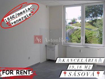 Kancelária 19,18 m2 Banská Bystrica - Sásová