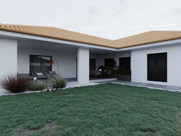 Rodinný dom v súkromnom areáli BELADICE RESIDENCE