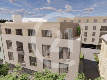 Bývanie v centre 4-izbový byt v Rezidencii CENTRUM Košice