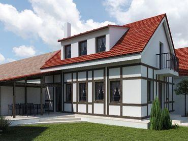 *Predaj domu v oáze pokoja borovicového lesa 45km od Bratislavy!!!