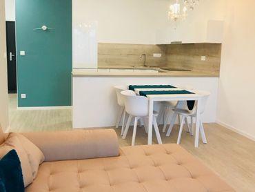 luxusny 2 izbovy byt v NOVOSTAVBE