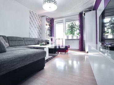 Priestranný 3i byt s dvomi balkónmi - ČIASTOČNE ZARIADENÝ