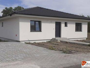 Novostavba 4 izbový bungalov Lehnice