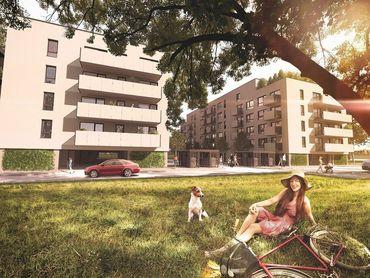 NEO: Nový rezidenčný projekt Pri Parku - trojizbové byty na predaj