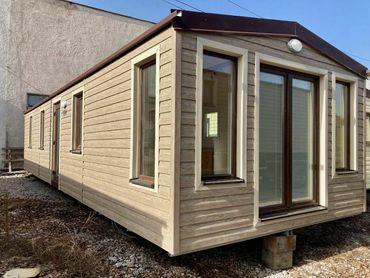 Nový rekreačný mobilný domček