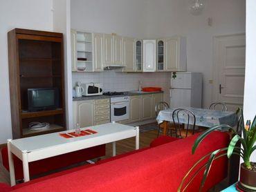 Prenájom 2-izbový byt, centrum mesta, Grösslingova ul.