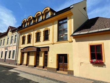Posledný veľký apartmán na pešej zóne v Banskej Bystrici!!!