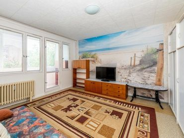 Na predaj 1 izbový byt, ulica Húskova, Košice - Sídlisko KVP
