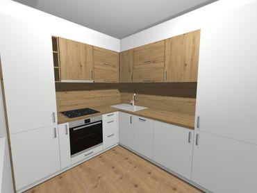 Rezervovaný - Exkluzívne na predaj 3-izbový byt s balkónom na Hlinách, nová kompletná rekonštrukcia
