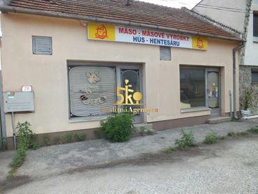 Komerčný objekt v meste Komárno