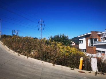 Stavebný pozemok o výmere 823m2